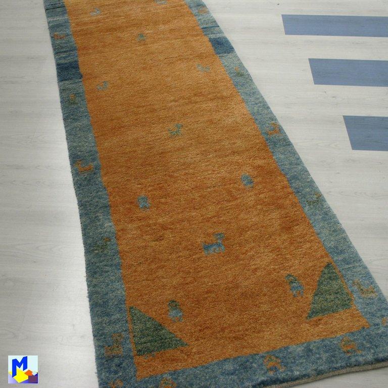 teppich persischer gabbeh 85x276 michelberger ihr trendy. Black Bedroom Furniture Sets. Home Design Ideas