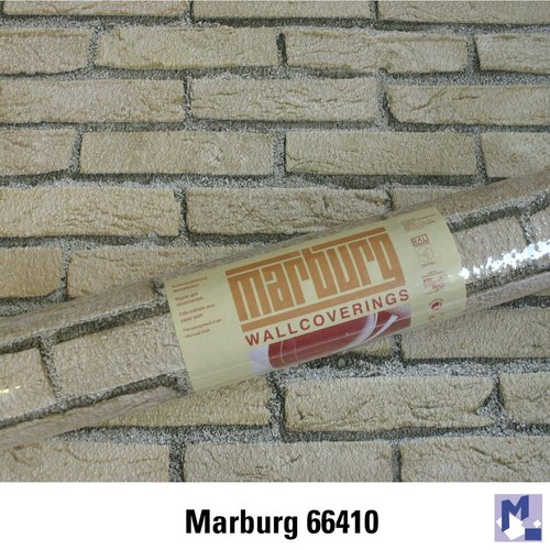 Tapete Marburg 66410 Backsteine natur