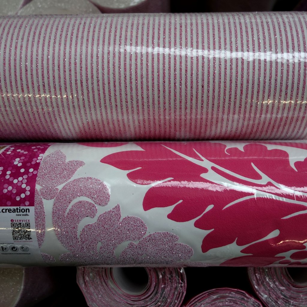 Vliestapete bling bling streifen pink 3049 33 for Vliestapete shop