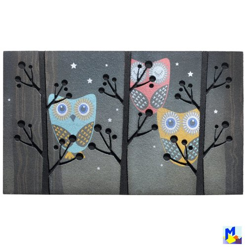 HT Eco Master 017 Night Owls 45x75 cm